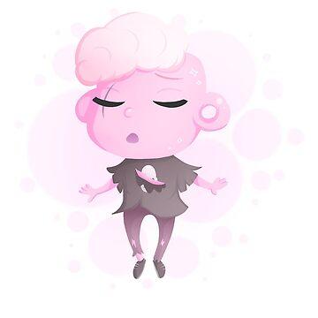 Pink Lars by hannahsalsa