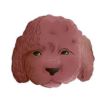 Toy Dog by hannahsalsa