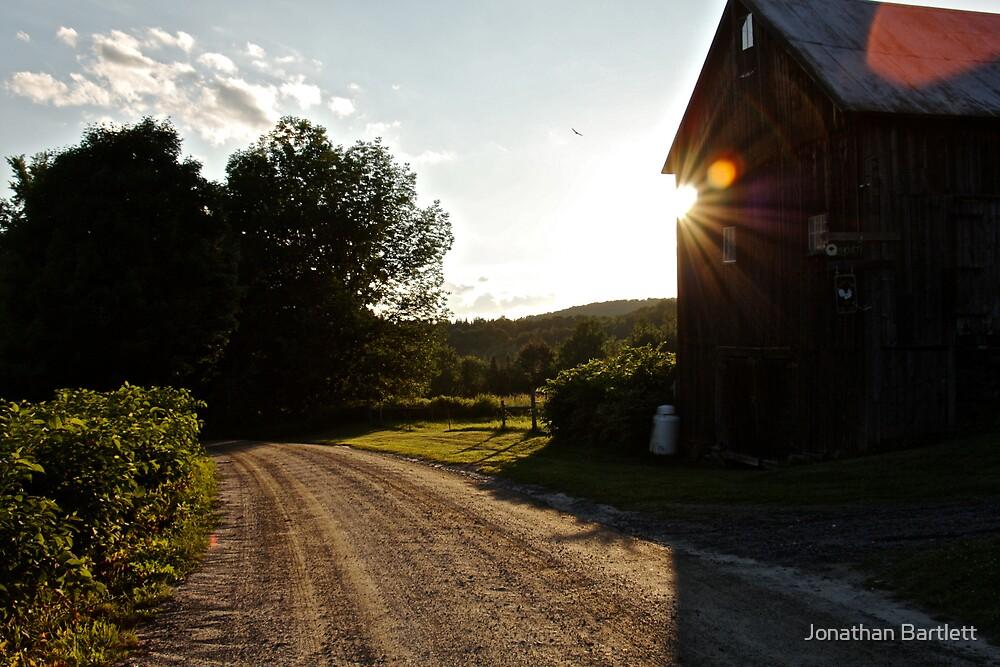 A Golden Ray by Jonathan Bartlett