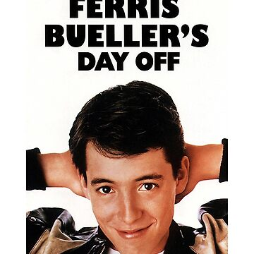 Ferris Bueller's day off  by Zakmacattack