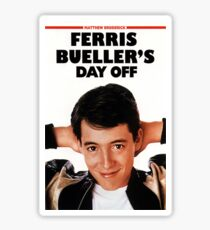 Ferris Bueller's day off  Sticker