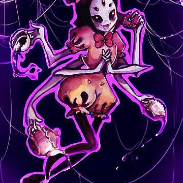 Spider dance by yami11