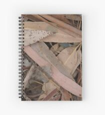 Gum Leaf - Magpie Springs - Adelaide Hills Wine Region - Fleurieu Peninsula - South Australia Spiral Notebook