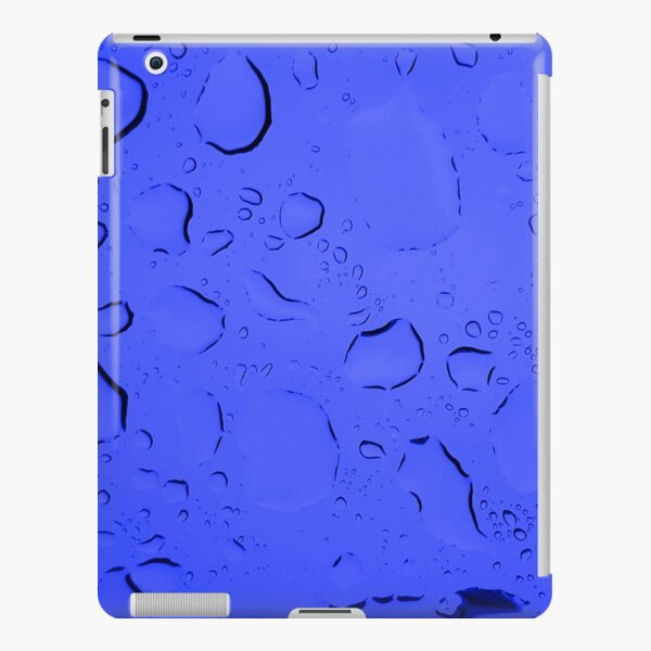 Liquid Blue iPad Snap Case