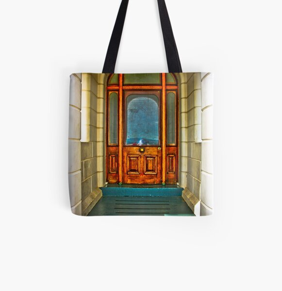 1901 All Over Print Tote Bag