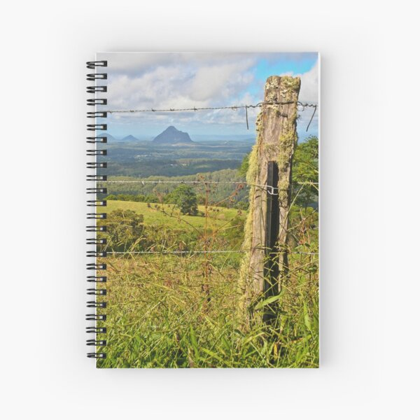 The Frence Spiral Notebook