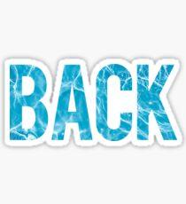 Back Sticker