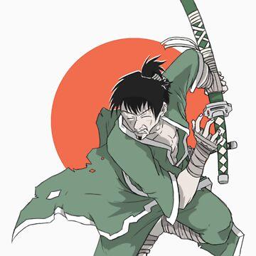 Ryohei the Wanderer by DrDubyu2