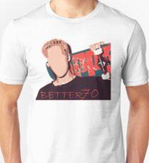 JUSTIN BIEBER-BETTER AT 70 T-Shirt