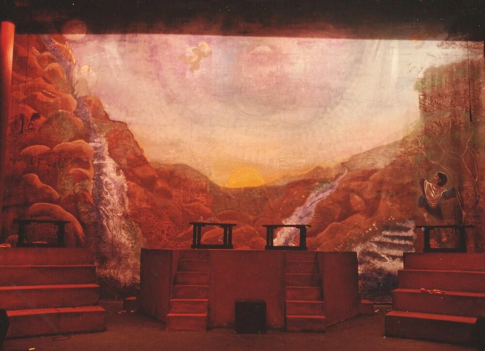 THE GOSPEL AT COLONUS by Dalzenia Sams