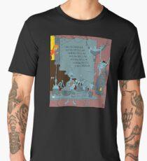 Cooking Meth In The Cellar Men's Premium T-Shirt