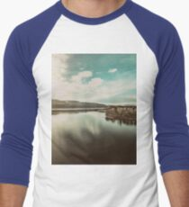 Turquoise Sky over the Colombia River Gorge - Pacific Northwest Adventure T-Shirt