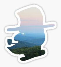 Appalachian State Yosef Sticker Sticker