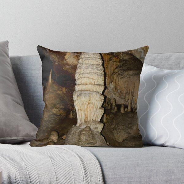 The Minaret Throw Pillow
