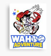 Wahoo Adventure Canvas Print