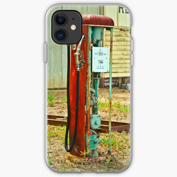 Old Gas iPhone Soft Case