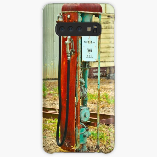 Old Gas Samsung Galaxy Snap Case