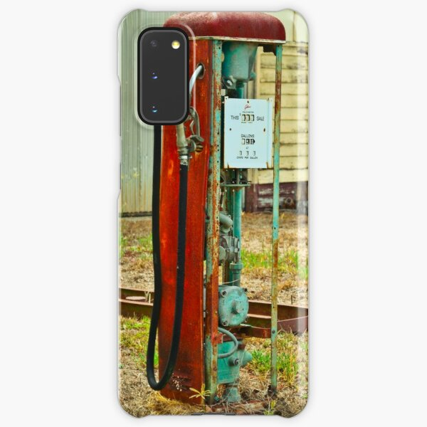 Old Gas Samsung Galaxy Snap Case