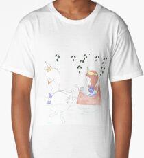 Swan Princess Long T-Shirt