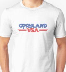 Opryland USA - Retro Design T-Shirt