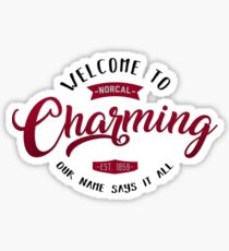 Welcome to Charming Sticker