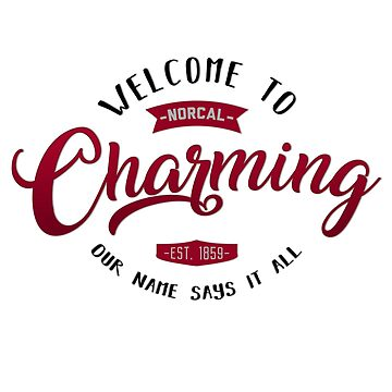 Welcome to Charming by tripinmidair