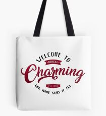Welcome to Charming Tote Bag