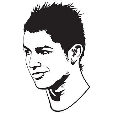 Cristiano Ronaldo by Vhitostore