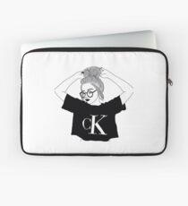 Calvin Klein Girl Laptop Sleeve