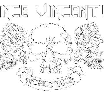 Vince Vincente World Tour by smartycatt