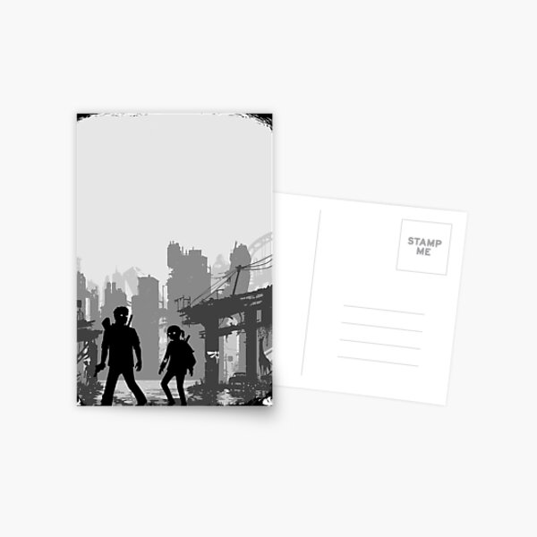 The Last of Us : Limbo edition Postcard