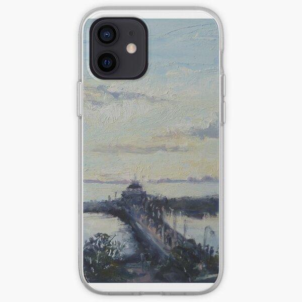 St Kilda Pier, Melbourne Australia iPhone Soft Case
