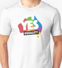yes vote in marriage equality Unisex T-Shirt