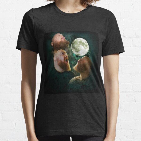 3 Wolfe Moon - Wear Me Essential T-Shirt