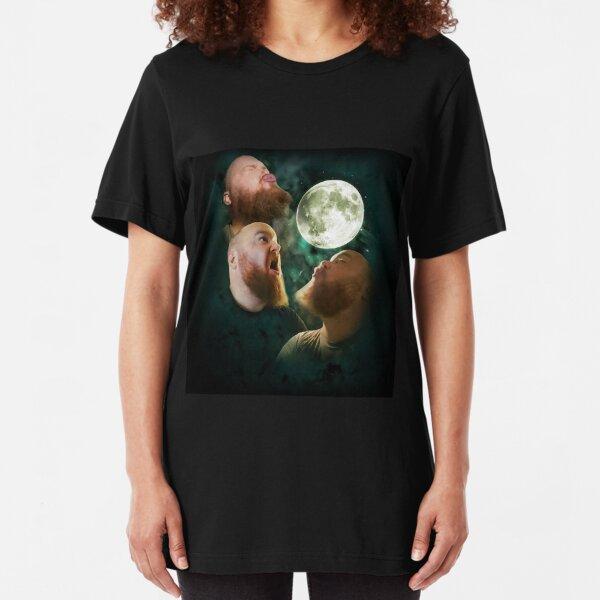 3 Wolfe Moon - Wear Me Slim Fit T-Shirt
