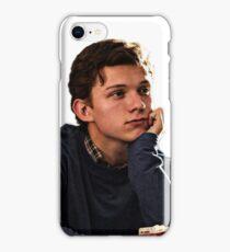 Peter Parker / Tom Holland iPhone Case/Skin