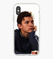 Peter Parker / Tom Holland iPhone Case
