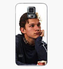 Funda/vinilo para Samsung Galaxy Peter Parker / Tom Holland