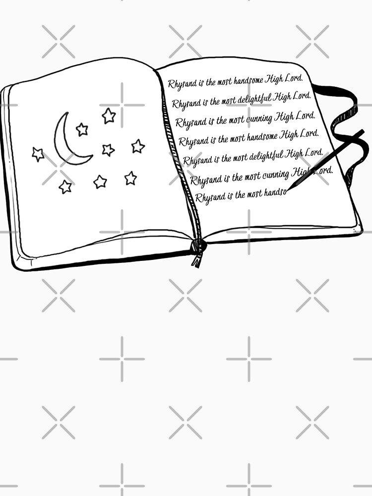 Feyre's Reading Practice Journal by FoxGroves