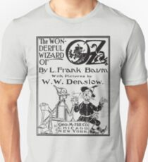 Wizard of Oz Cover - Black T-Shirt