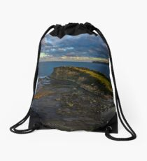 Terrigal Skillion Drawstring Bag