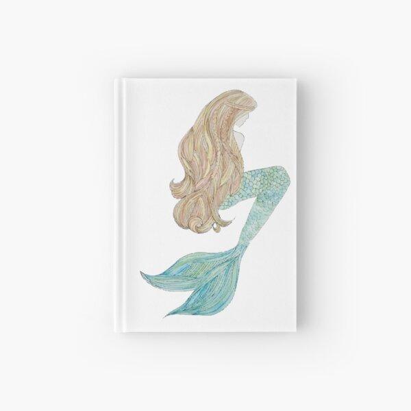 Mermaid Hardcover Journal
