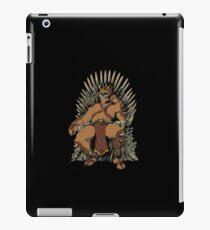 The Throne is Mine iPad Case/Skin