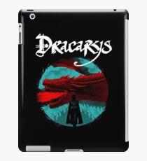 someone walking on the dark iPad Case/Skin