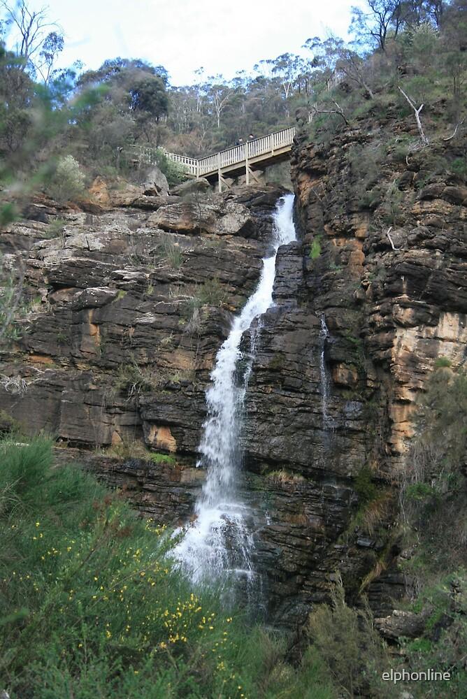 Morialta Falls No2 by elphonline