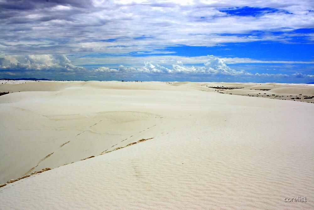White Sands,NM by corelis1