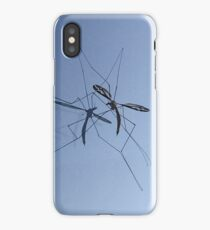 Crane Fly and Reflection iPhone Case/Skin
