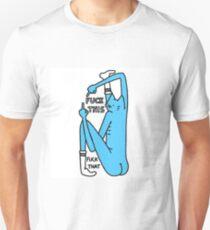 Leon Karssen Blue Cat T-Shirt