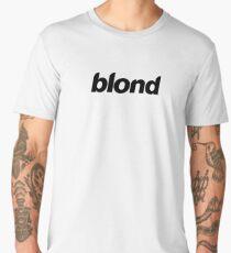 blond black Men's Premium T-Shirt