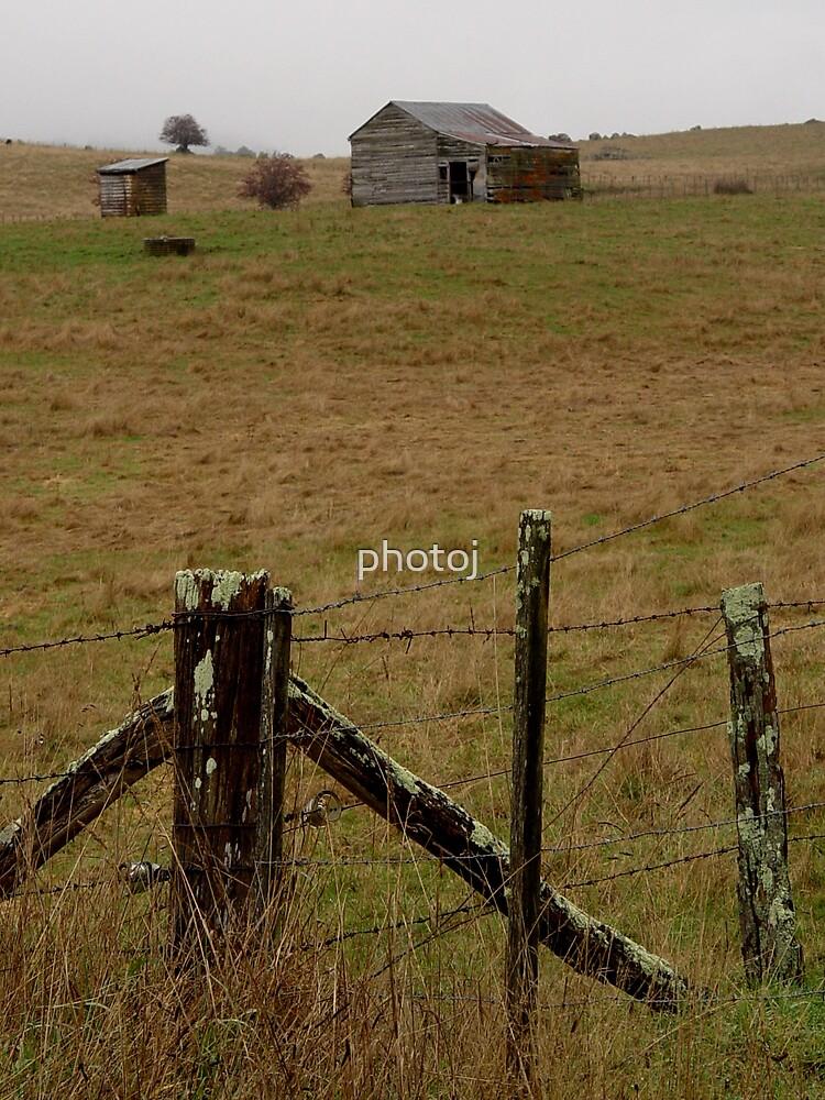 photoj Countryside by photoj